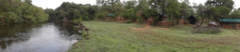 Cassins Camp , Mwinilunga